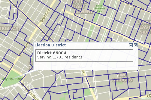 Map Of New York District Courts.Election And Municipal Court Districts Nycitymap Beyond