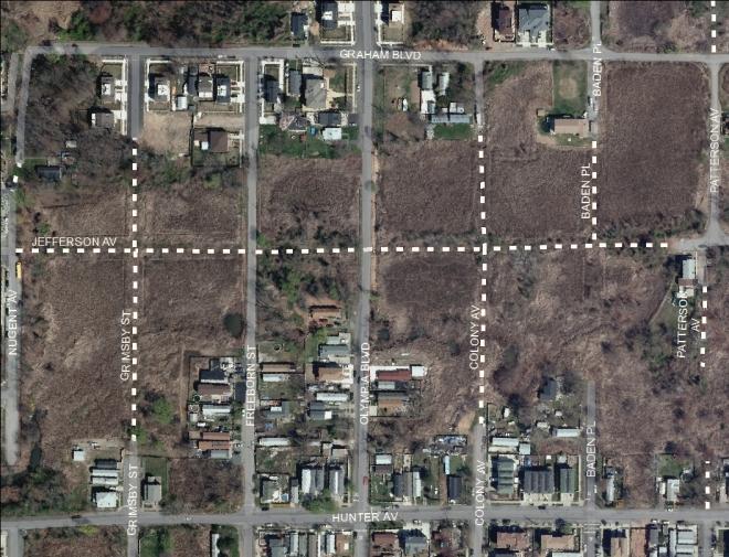 Paper Streets: Midland Beach, Staten Island