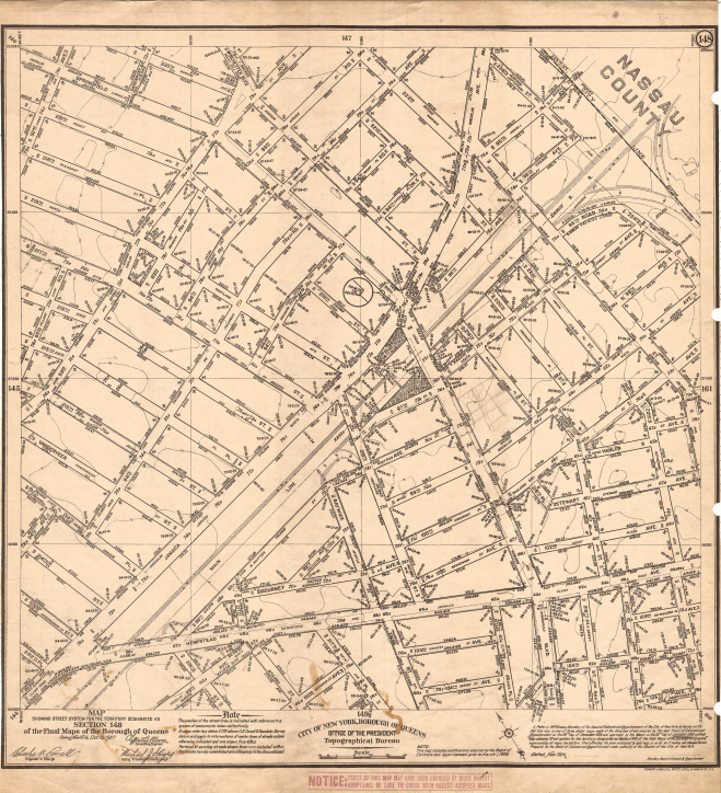 NYCityMap and Beyond – Map of Greater New York City Area